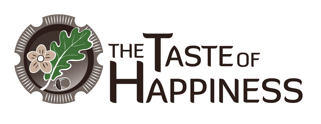 TASTE HAPPINESS logo